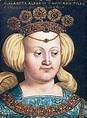 Elizabeth of Austria (1436–1505). Queen of Poland from ...