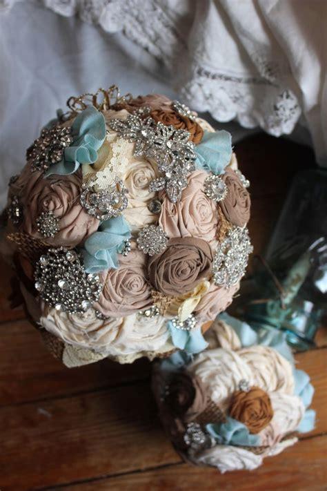 Best 25 Burlap Bouquet Ideas On Pinterest