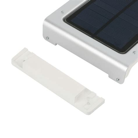 25 bright led wireless solar powered motion sensor outdoor