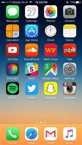 How to Reset Your iPhone's Home Screen Layout « iOS ...