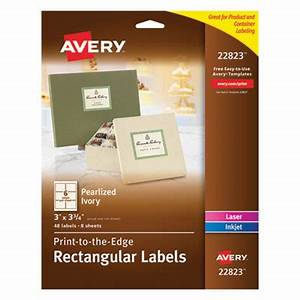 printer With avery 3x3 label template