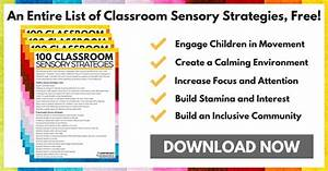 7 Truths Every Teacher Should Know About Sensory ...