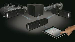 Creative Labs Ziisound D5x Wireless Speaker And Dsx