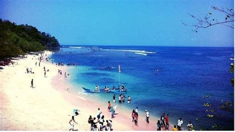 kawasan wisata menarik  pangandaran  pantai