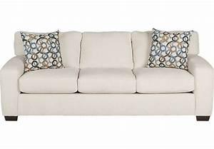 Lucan Cream Sleeper Sofa - Sleeper Sofas (Beige)