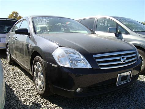 2003 Nissan Teana Photos 23 Gasoline Automatic For Sale