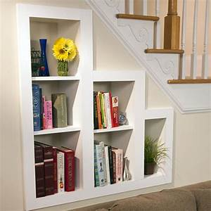 lowes how to installing shelves between studs plans With kitchen cabinets lowes with art for staircase wall