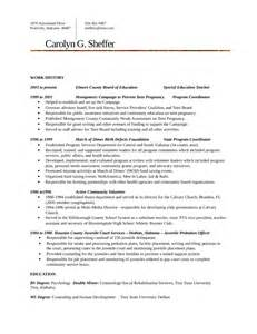 resume for probation officer executive juvenile probation officer resume template