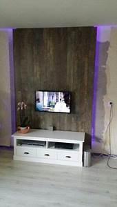 Tv Panel Selber Bauen : cinewall selber bauen ~ Lizthompson.info Haus und Dekorationen
