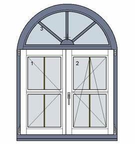 Fenster Mit Rundbogen : fenster zeichnen ~ Markanthonyermac.com Haus und Dekorationen