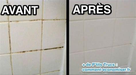 comment nettoyer les joints de carrelage avec  nettoyant
