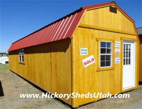 old hickory sheds cabins utah