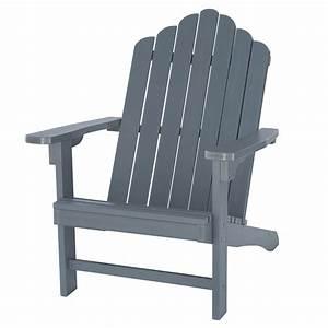 Chaise Jardin Maison Du Monde : fauteuil de jardin gris portland maisons du monde ~ Melissatoandfro.com Idées de Décoration