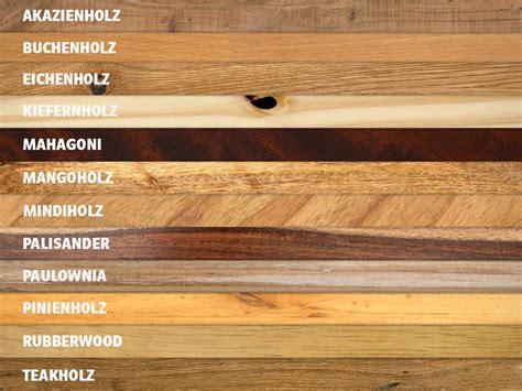 Holzarten Passen Zusammen holzm 246 bel in harmonierenden holzarten kombinieren massivum