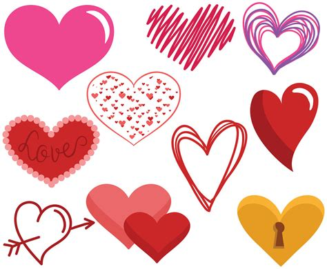 This free svg cut file comes in a single zip file with the following file formats: Free Hearts Vectors Vector Art & Graphics   freevector.com