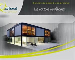 maison 224 ossature m 233 tallique loir et cher constructeur maisons steel concept