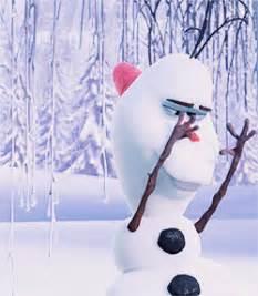 olaf the snowman gif | Tumblr