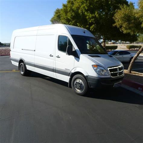2007 Dodge Sprinter by Find Used 2007 Dodge Sprinter 3500 170 Quot Extended Cargo