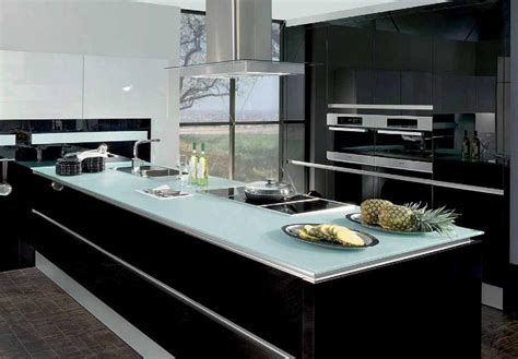 modele de cuisine americaine avec ilot central cuisine americaine ilot central grande cuisine avec lot