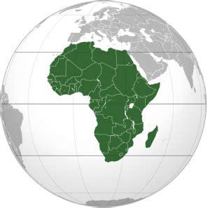 Āfrika - kontinents, pasaules daļa — teorija. Ģeogrāfija ...