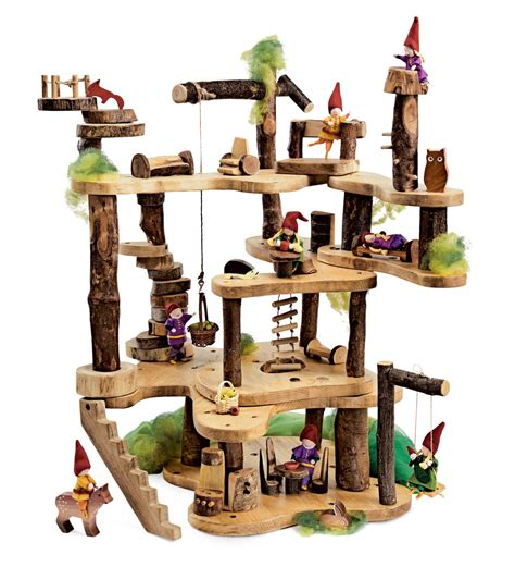 tree fort super saver waldorf toys magiccabin
