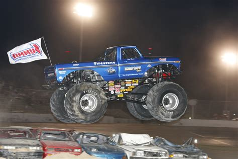 monster truck bigfoot video call to arts bigfoot monster truck needs your help with