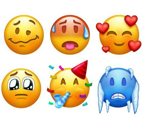 See Best Of All 157 New Emoji We Get In 2018 For Your