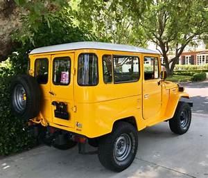 1978 Toyota Land Cruiser Bj40 Diesel 3 0l Inline 4 Cyl 4