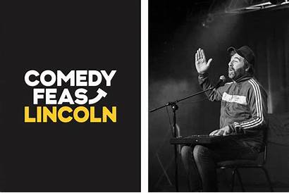 Comedy Feast Locations Identity Comedian