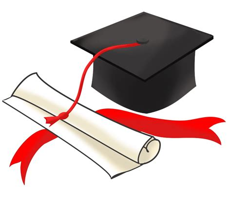 Image result for free clipart graduation