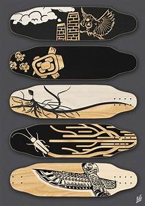 Skateboard Grip Tape Art | Skateboards | Pinterest ...