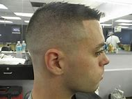 Military Short Fade Haircut
