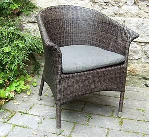 Sitzkissen Für Sessel : stern korb sessel viktoria choco polyrattan kissen art jardin ~ Markanthonyermac.com Haus und Dekorationen