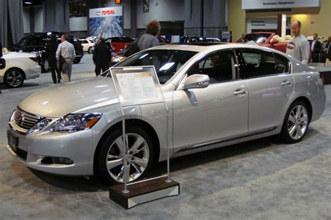 2010 Lexus Gs 450h Photos, Informations, Articles
