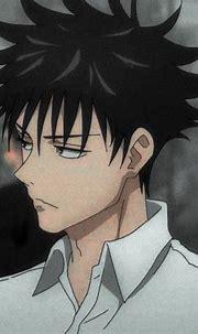 fushiguro megumi   Jujutsu, Aesthetic anime, Anime