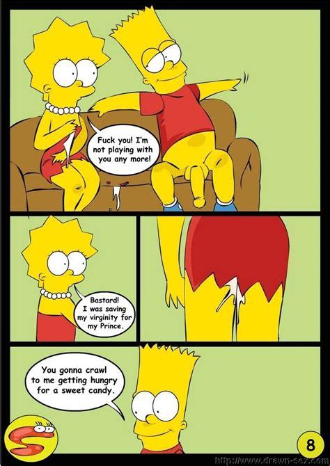 Simpson Porn Comics Lisa The Mum