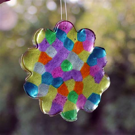 pony bead suncatcher fun family crafts