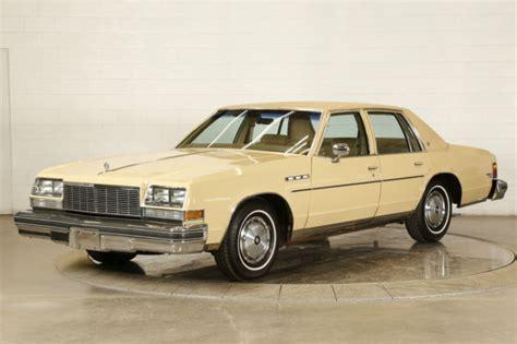 1977 Buick Lesabre by 1977 Buick Lesabre Custom Sedan 4 Door 6 6l For Sale