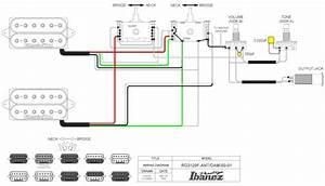 Ibanez S470dxqm Wiring Diagram