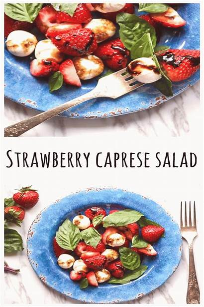 Salad Recipes Whip Cool Caprese Whole Mexican