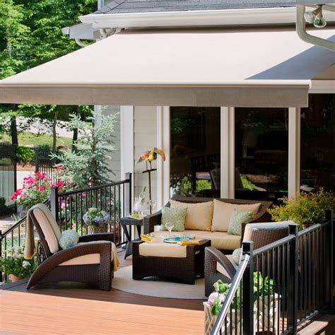 best 25 retractable awning ideas on