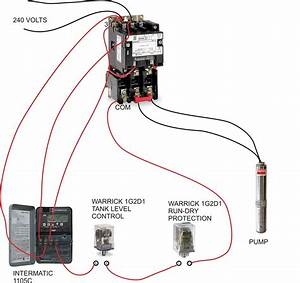 Water Pump Pressure Switch Wiring Diagram