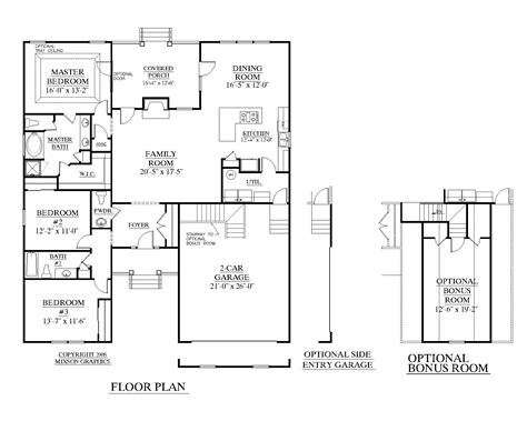 residential building plans home ideas
