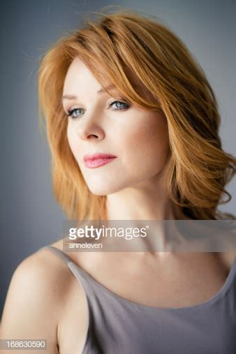 Beautiful Mature Woman Stock Photo  Getty Images