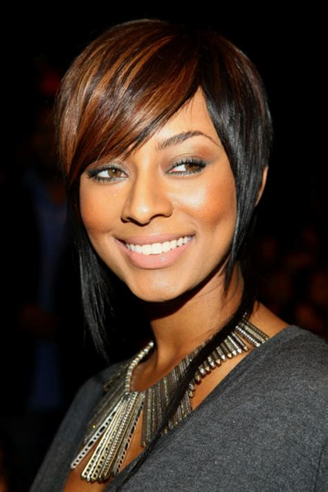 african american short hairstyles  women short