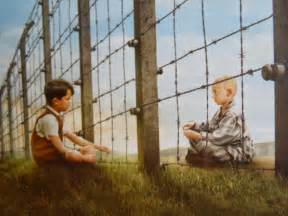 The Boy in Striped Pajamas Fence