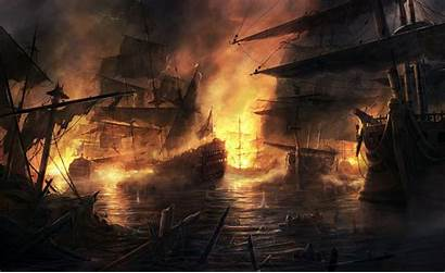War Total Empire Battle Background Pirate Wallpapers