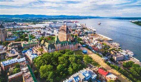12 Beautiful Cities In Canada And The United States