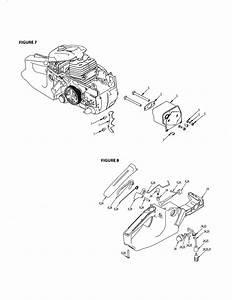 Earthquake Model Cs4518 Chainsaw  Gas Genuine Parts