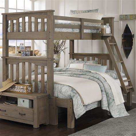 ne kids highlands harper twin  full bunk bed walmartcom